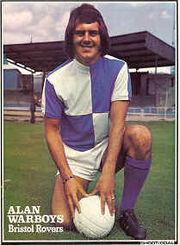 Alan Warboys