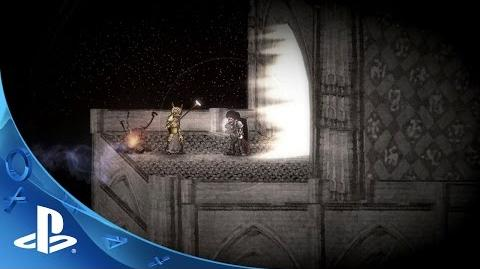 Salt and Sanctuary - Currents Trailer PS4, PS Vita