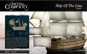 Ship of the Line Heavy