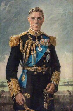 George VI 6
