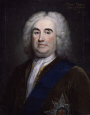 Robert Walpole, 1st Earl of Orford by Arthur Pond