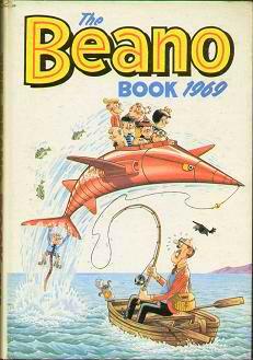 The Beano Book 1969