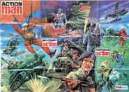 Action Man poster 1