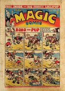 Magic Comic