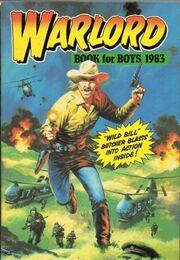 Warlord Annual