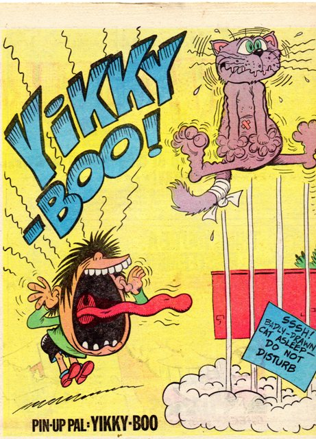 Yikky Boo!