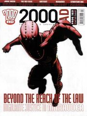 2000 AD prog 1621 cover