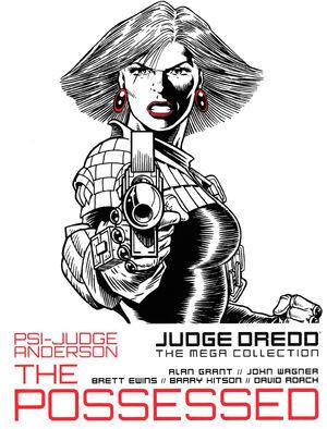 Judge Dredd Mega Collection Anderson