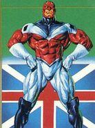 Marvels Captain Britain Britains Champion