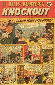 Billy Bunter's Knockout