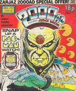 2000 AD prog 290 cover