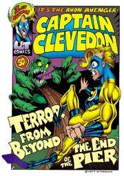 Captain clevedon