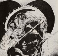 Nemesis and Torquemada kiss