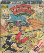 2000 AD prog 266 cover