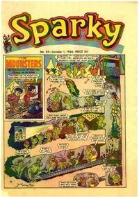 Sparky Moonsters 2