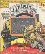 2000 AD prog 293 cover