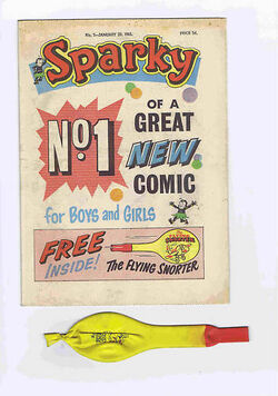 Sparky issue 1