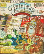 2000 AD prog 368 cover