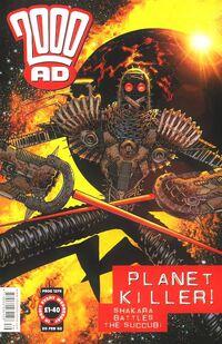 2000 AD prog 1279 cover