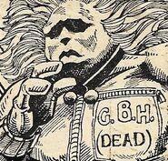 G.B.H. (Dead) by Ian Gibson