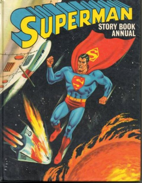 Superman Story Book Annual