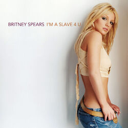 Britney Spears-I m A Slave 4 U (CD Single)-Frontal