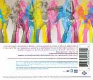 Britney Back Cover