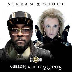 Scream & Shout cover
