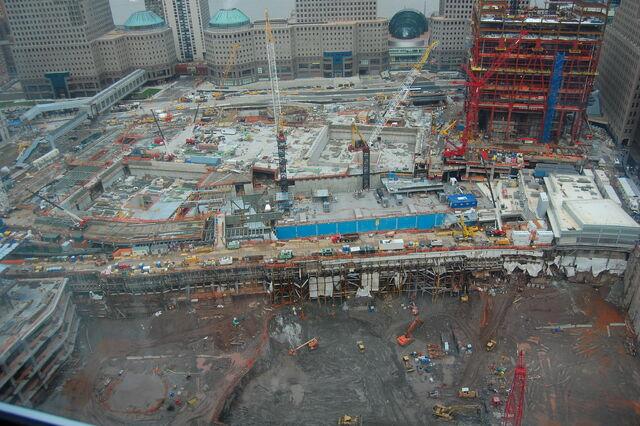 File:World Trade Center site 2010.jpg