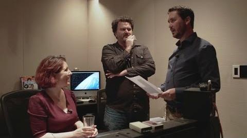 Wil Wheaton in Broken Age Voice Cast Part 2