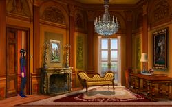 Carchon Estate Drawing Room