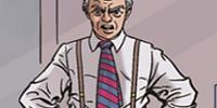 Mr. Rickenbacker
