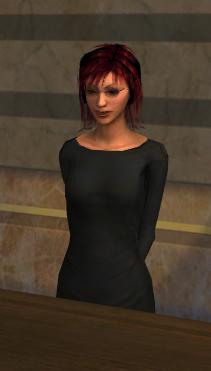 Pasha receptionist