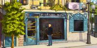 Le Lézard Bleu Art Gallery
