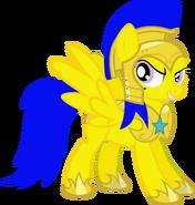 Royal guard Cloud Spark by offical lunaflaire