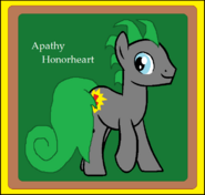 Apathy Honorheart