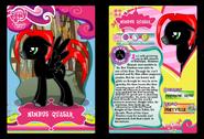 Nimbus Quasar Trading Card
