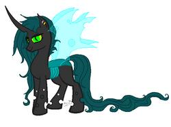 Skinwalker Pony