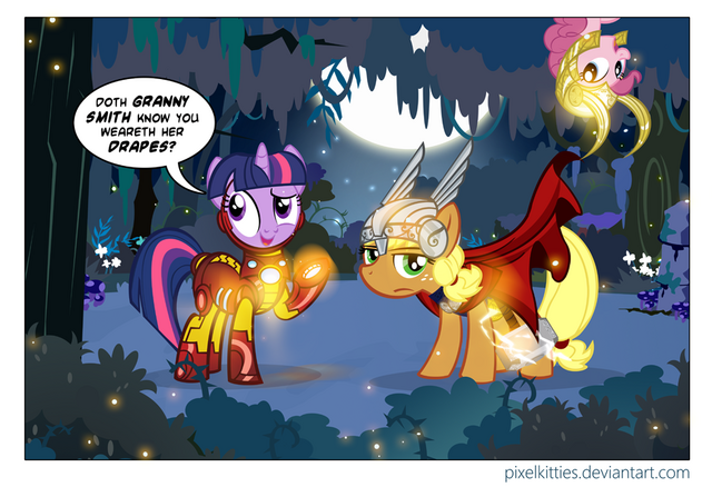File:Pony Avengers.png