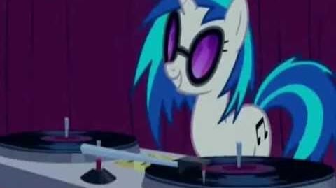 DJ PON-3 You Spin My Little Ponies Around