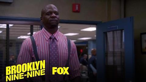 Terry Asks For More Responsibilities Season 4 Ep. 16 BROOKLYN NINE-NINE