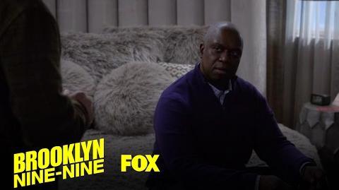 Captain Holt Isn't A Fan Of Blackmail Season 4 Ep. 14 BROOKLYN NINE-NINE