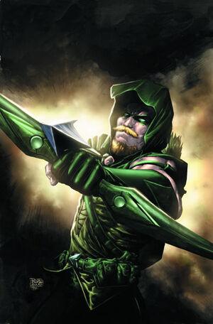 Green Arrow Oliver Queen-4