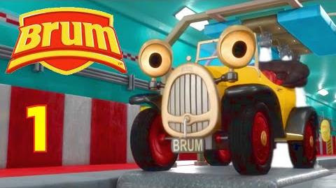 Brum - Early Learning for Kids - 101 - Brum's Car Wash Adventure