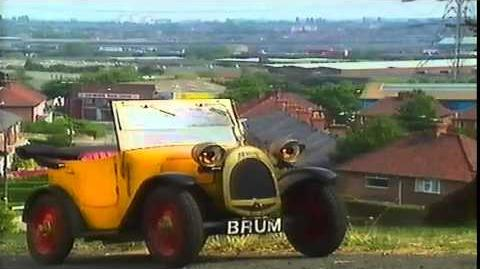 Brum And The Little Drummer Boy