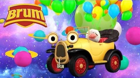 ★Brum★🚀 Brum Goes to Space 🚀 - KIDS SHOW FULL EPISODE