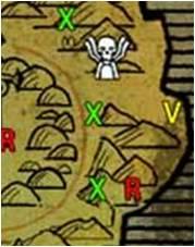 Horn Thrower Map