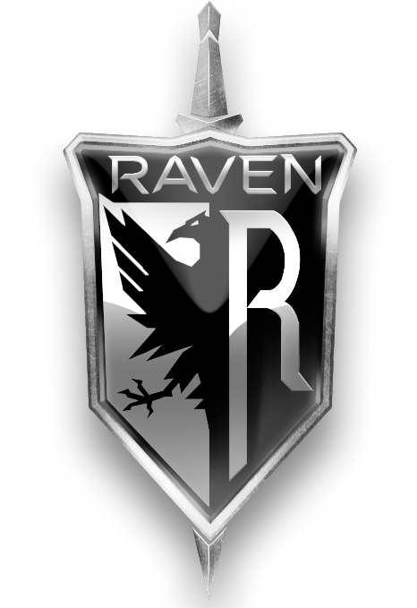 Raven logo png - photo#12