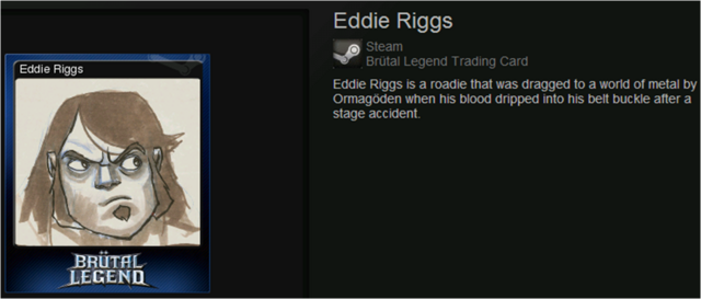 Eddie Riggs normal