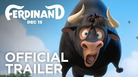 Ferdinand Official Trailer HD FOX Family